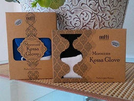 Nutti Moroccan Kessa Glove